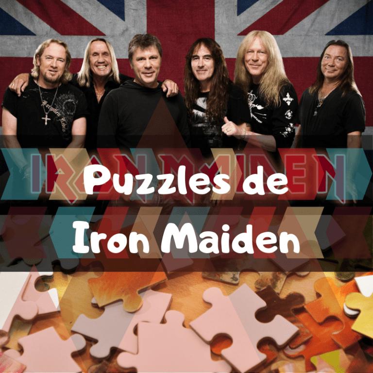 Lee más sobre el artículo Los mejores puzzles de Iron Maiden