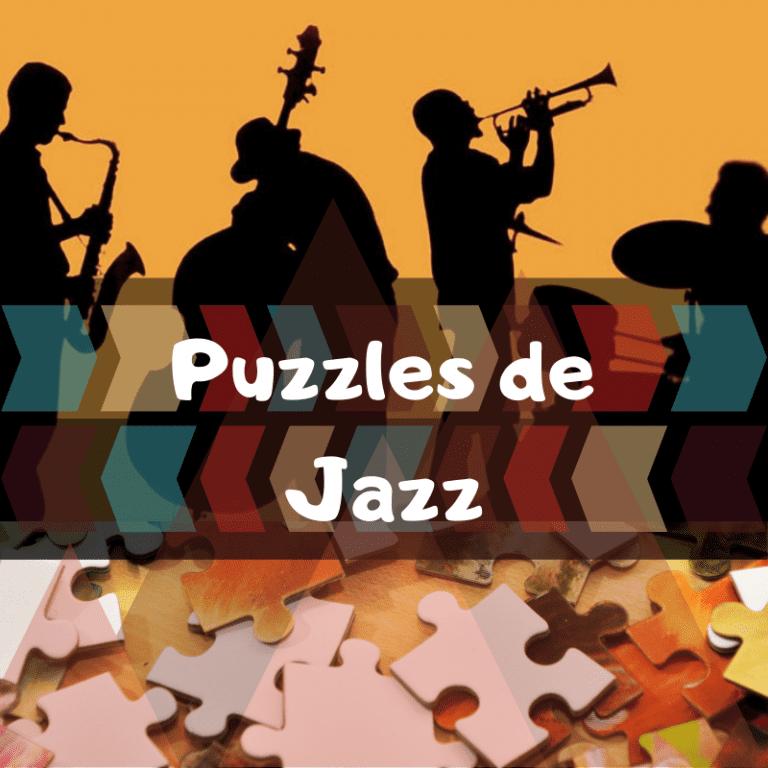 Los mejores puzzles de Jazz