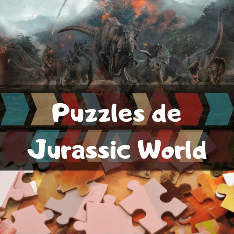 Lee más sobre el artículo Los mejores puzzles de Jurassic World