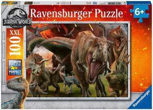 Los mejores puzzles de Jurassic World y Jurassic Park - Puzzle de Jurassic World en de 100 de Ravensburger