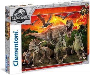 Los mejores puzzles de Jurassic World y Jurassic Park - Puzzle de Jurassic World en de 250 de Educa