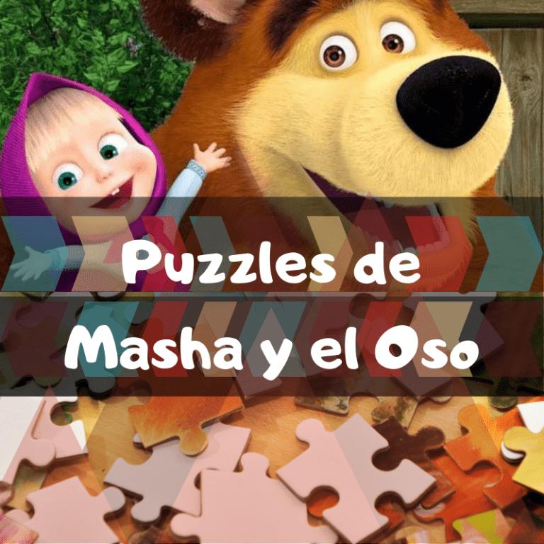 Los mejores puzzles de Masha y el Oso