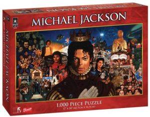 Los mejores puzzles de Michael Jackson - Puzzle de Michael Jackson de 1000 piezas de University Games