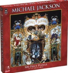 Los mejores puzzles de Michael Jackson - Puzzle de Michael Jackson de 500 piezas de University Games