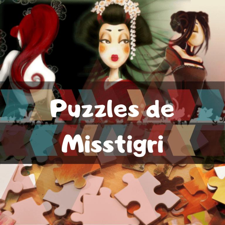 Lee más sobre el artículo Los mejores puzzles de Misstigri