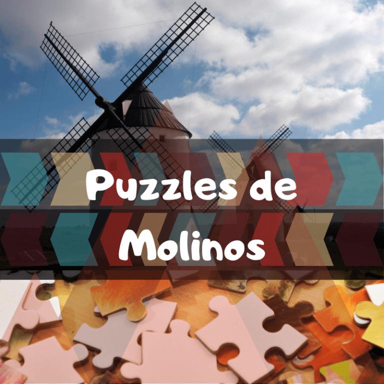 Los mejores puzzles de Molinos
