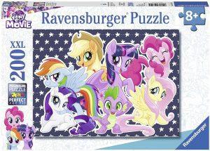 Los mejores puzzles de My Little Pony - Mi Pequeño Pony - Puzzle de personajes de My Little Pony de 200 piezas de Ravensburger