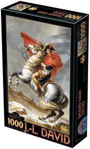 Los mejores puzzles de Napoleón - Puzzle de Napoleón de 1000 piezas de DToys