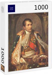 Los mejores puzzles de Napoleón - Puzzle de retrato de Napoleón de 1000 piezas de Lais