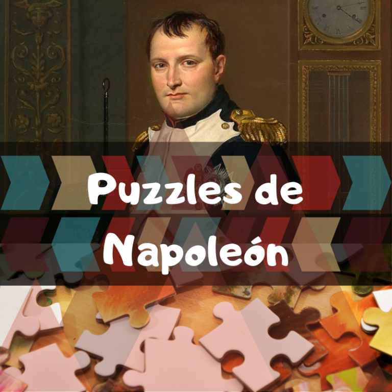Los mejores puzzles de Napoleón