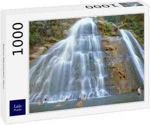 Los mejores puzzles de Perú - Puzzle de Cascada de Bayoz en Perú de 1000 piezas de Lais