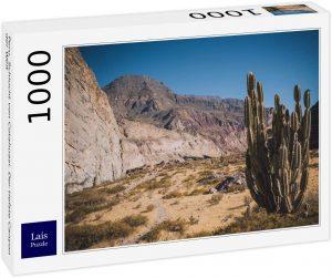 Los mejores puzzles de Perú - Puzzle de Desfiladero de Cotahuasi en Perú de 1000 piezas de Lais