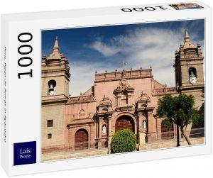 Los mejores puzzles de Perú - Puzzle de Plaza de Armas en Ayacucho en Perú de 1000 piezas de Lais