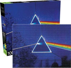 Los mejores puzzles de Pink Floyd - Puzzle de Pink Floyd Lado Oscuro de 1000 piezas de Aquarius