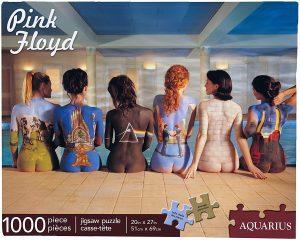 Los mejores puzzles de Pink Floyd - Puzzle de Pink Floyd de 1000 piezas de NMR