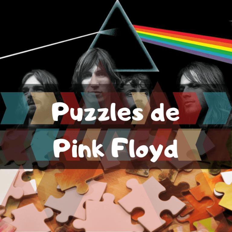 Lee más sobre el artículo Los mejores puzzles de Pink Floyd