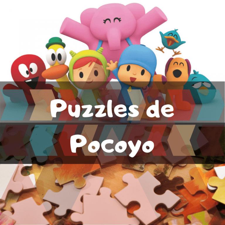 Los mejores puzzles de Pocoyo