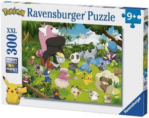 Los mejores puzzles de Pokemon - Puzzle de Pokemon de 300 piezas de Ravensburger
