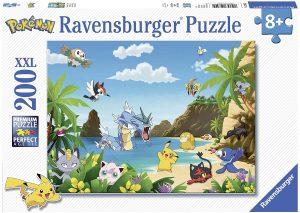 Los mejores puzzles de Pokemon - Puzzle de isla Pokemon de 200 piezas de Ravensburger