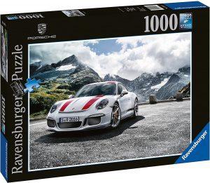 Los mejores puzzles de Porsche - Puzzle de Porsche 911 de Ravensburger