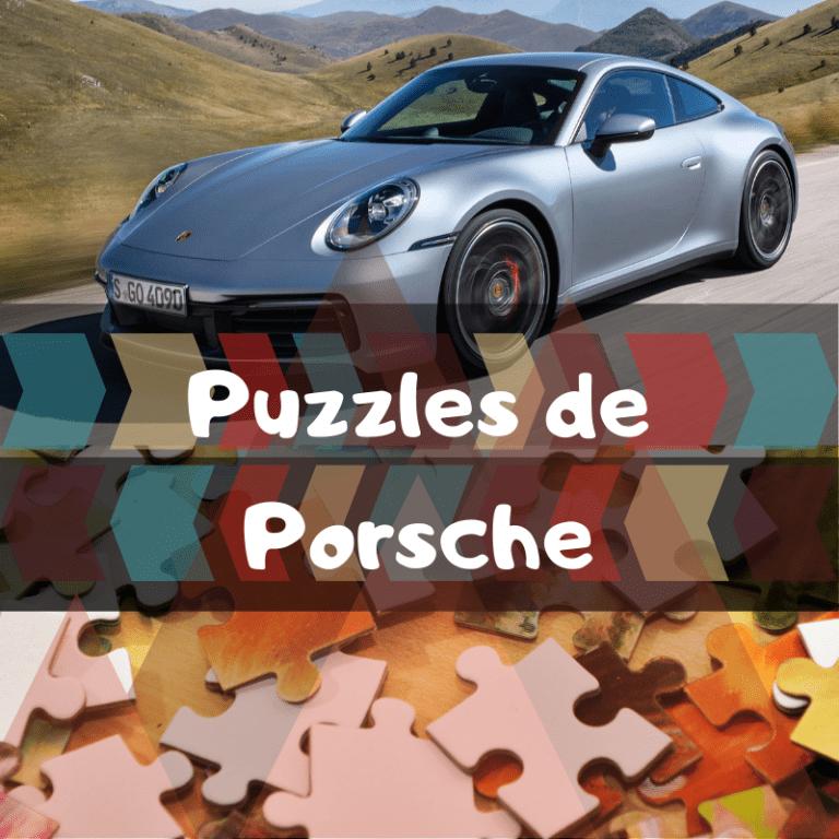 Los mejores puzzles de Porsche