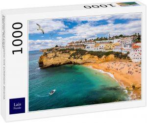 Los mejores puzzles de Portugal - Puzzle de Algarve de 1000 piezas de Lais