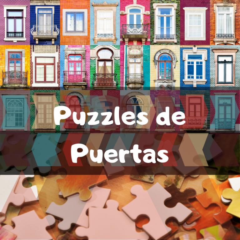 Los mejores puzzles de Puertas