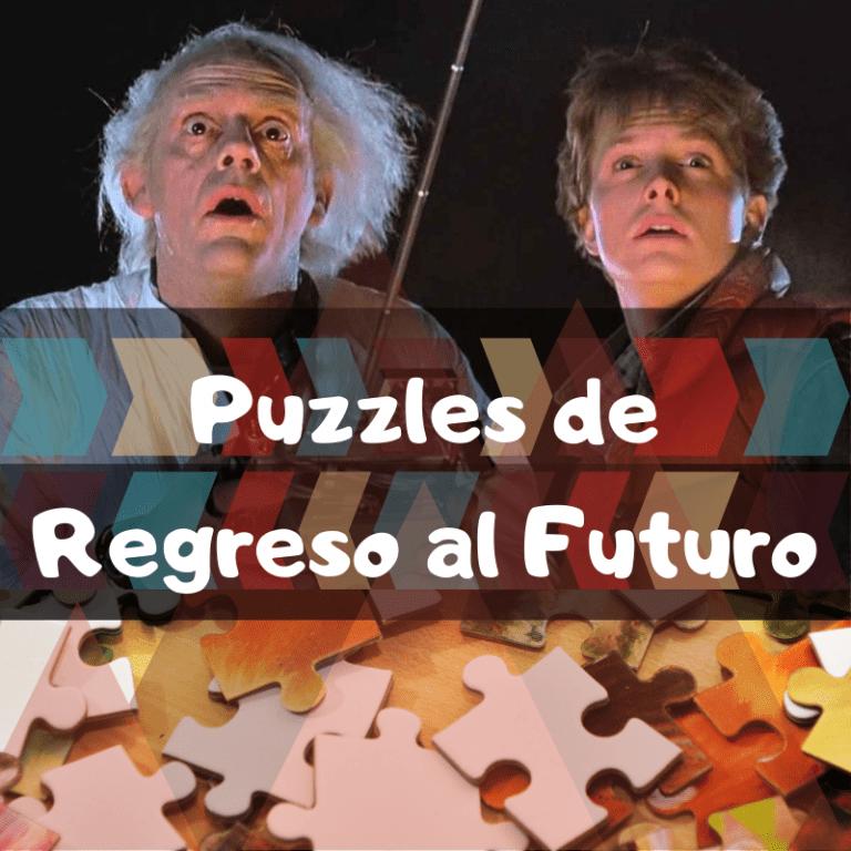 Lee más sobre el artículo Los mejores puzzles de Regreso al Futuro