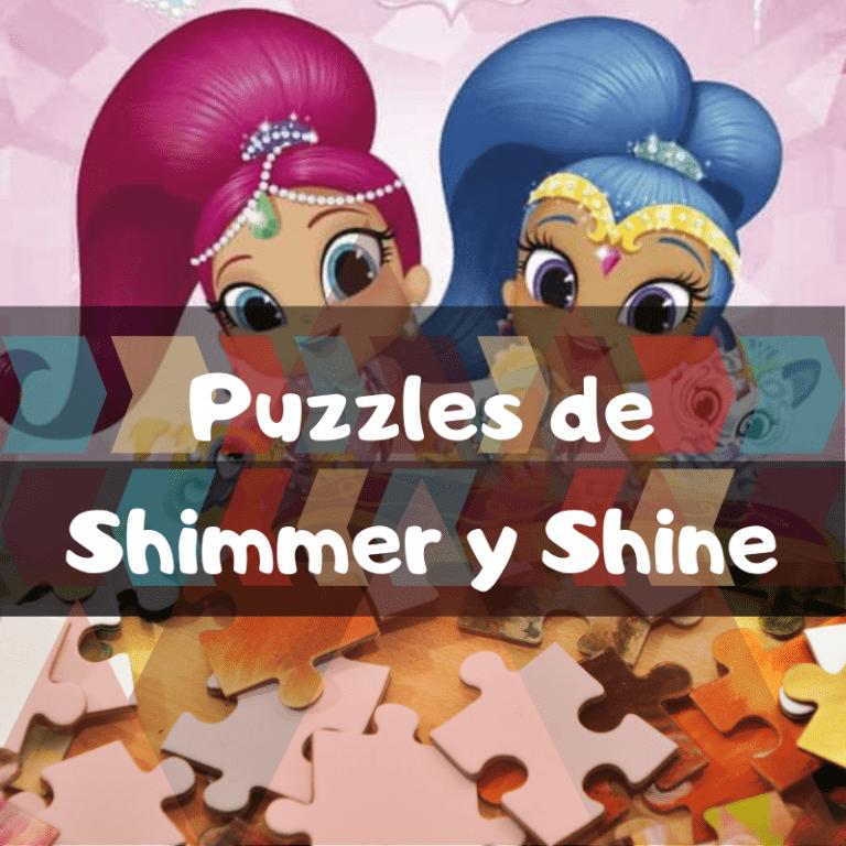 Los mejores puzzles de Shimmer y Shine