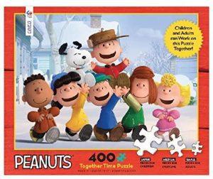 Los mejores puzzles de Snoopy de Peanuts - Puzzle de Snoopy - Peanuts de 400 piezas de Ceaco