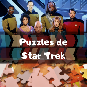 Los mejores puzzles de Stark Trek - Puzzles de Stark Trek - Puzzle de Stark Trek