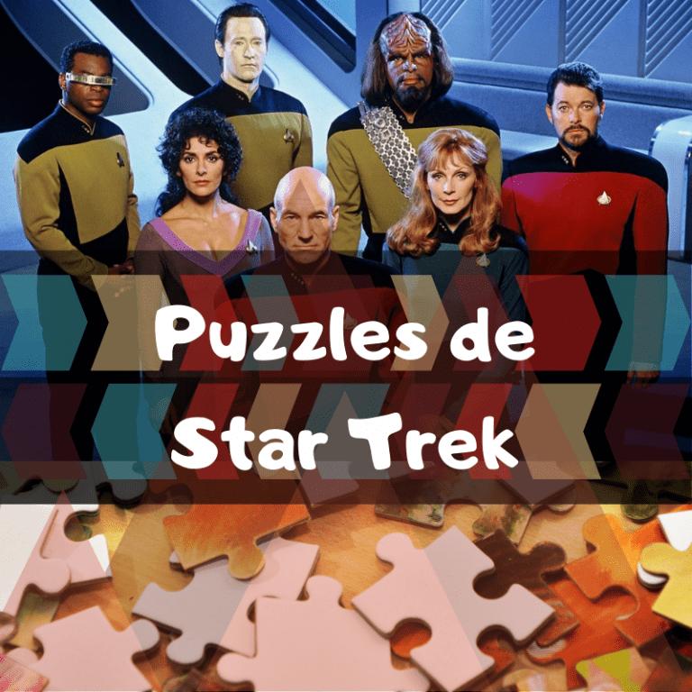 Lee más sobre el artículo Los mejores puzzles de Star Trek