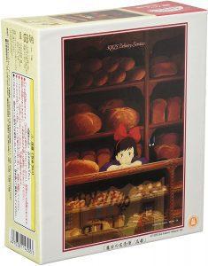 Los mejores puzzles de Studio Ghibli del viaje de Chihiro - Totoro - Puzzle de Kiki's Delivery Service de 300 piezas