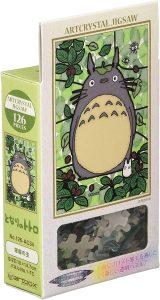 Los mejores puzzles de Studio Ghibli del viaje de Chihiro - Totoro - Puzzle de Mi vecino Totoro de 126 piezas