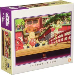 Los mejores puzzles de Studio Ghibli del viaje de Chihiro - Totoro - Puzzle de Spirit Away de 300 piezas