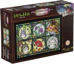 Los mejores puzzles de Studio Ghibli del viaje de Chihiro - Totoro - Puzzle de Studio Ghibli de 208 piezas