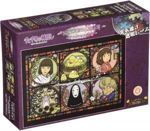 Los mejores puzzles de Studio Ghibli del viaje de Chihiro - Totoro - Puzzle del viaje de Chihiro de 208 piezas