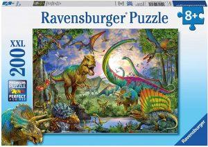 Los mejores puzzles de T-Rex - Puzzle de T-Rex y otros dinosaurios de 200 piezas de Ravensburger