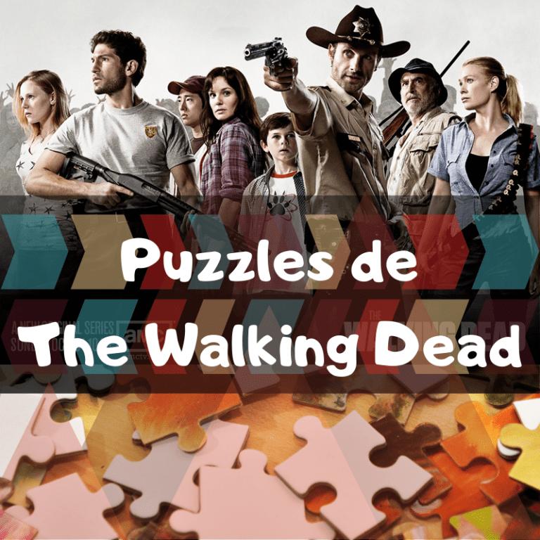 Lee más sobre el artículo Los mejores puzzles de The Walking Dead