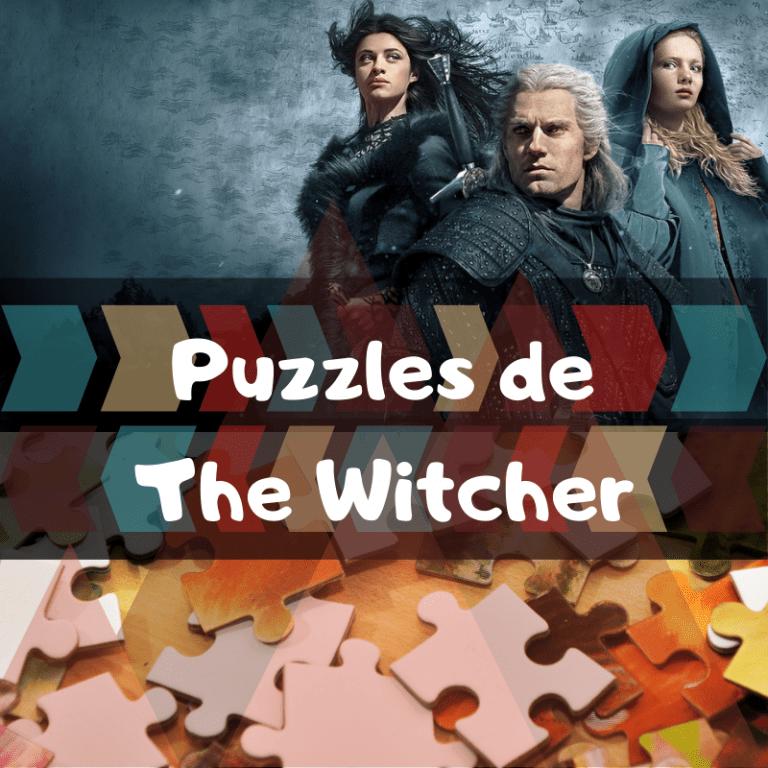 Los mejores puzzles de The Witcher