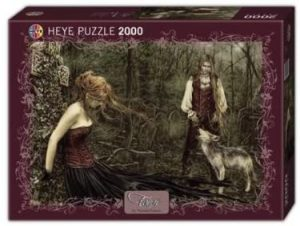 Los mejores puzzles de Victoria Francés - Puzzle de Bosque de Victoria Francés de 2000 piezas de Heye