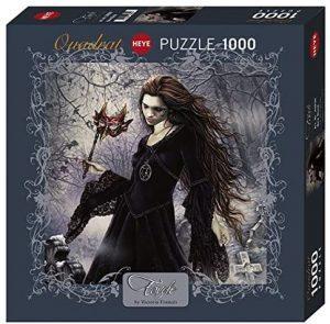 Los mejores puzzles de Victoria Francés - Puzzle de New Black Square de Victoria Francés de 1000 piezas de Heye