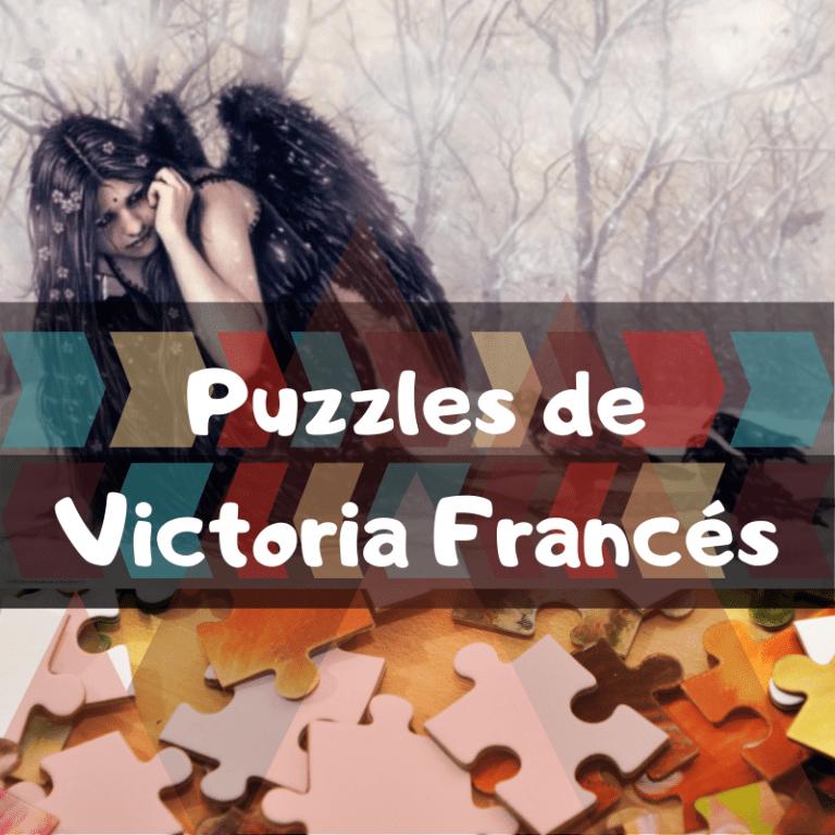Los mejores puzzles de Victoria Francés