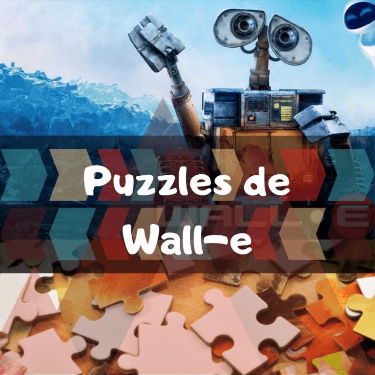 Los mejores puzzles de Wall-e