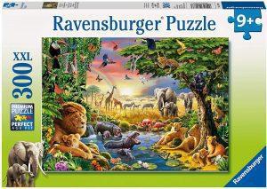 Los mejores puzzles de animales - Puzzles de animales salvajes de 300 piezas de Ravensburger