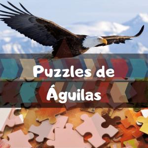 Los mejores puzzles de animales salvajes - Puzzles de águilas - Comprar puzzle de águila