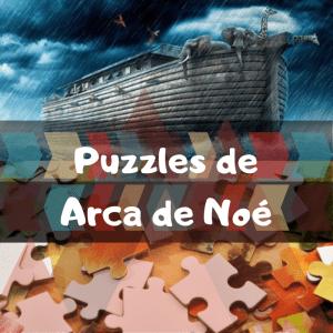 Los mejores puzzles de animales salvajes - Puzzles de Arca de Noé - Comprar puzzle de Arca de Noé