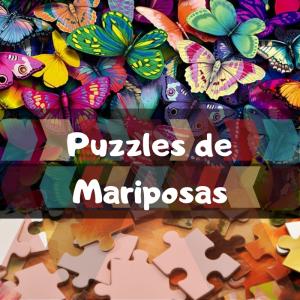 Los mejores puzzles de animales salvajes - Puzzles de mariposa - Comprar puzzle de mariposa