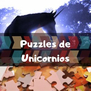 Los mejores puzzles de animales salvajes - Puzzles de unicornios - Comprar puzzle de unicornio