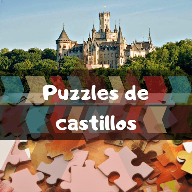 Los mejores puzzles de castillos